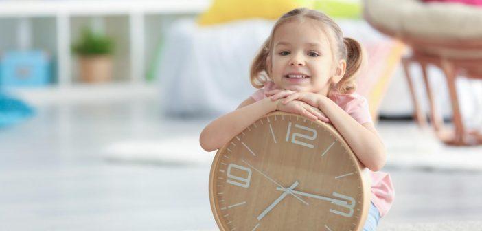 punctual kids