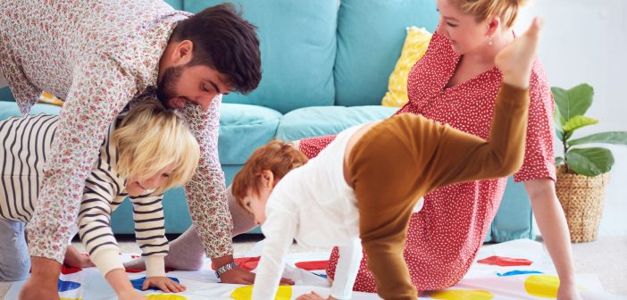 7 ways to get your toddler to be active indoors!