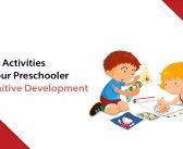 10 simple activities to help your preschooler with cognitive development